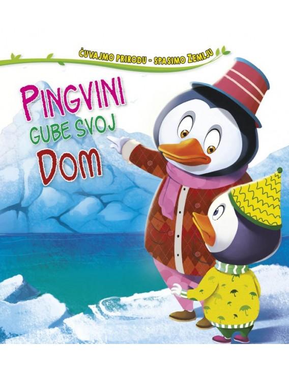 Pingvini gube svoj dom