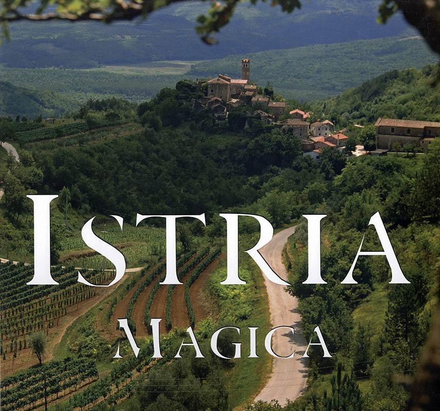 Čarobna Istra - monografija - Talijanski jezik