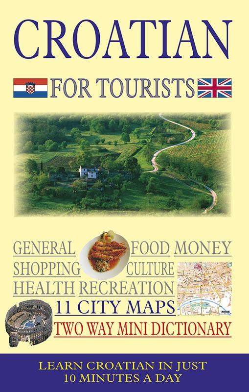 Hrvatski za turiste - Engleski jezik