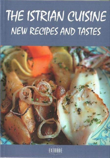 Novi okusi istarske kuhinje - Engleski jezik