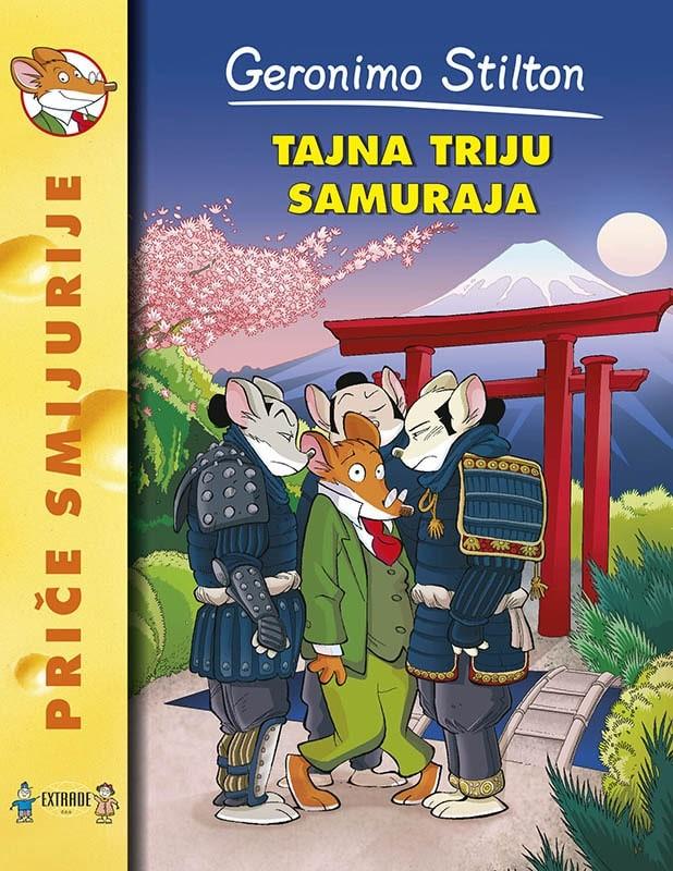 Tajna triju samuraja - meki uvez
