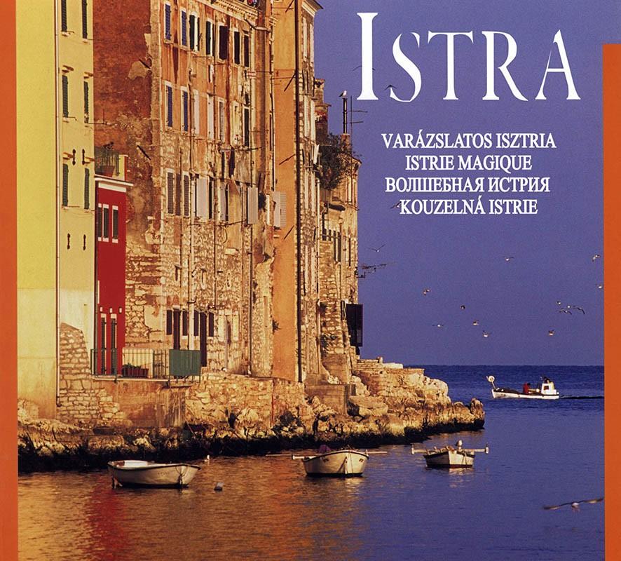Čarobna Istra - monografija - 4 jezika