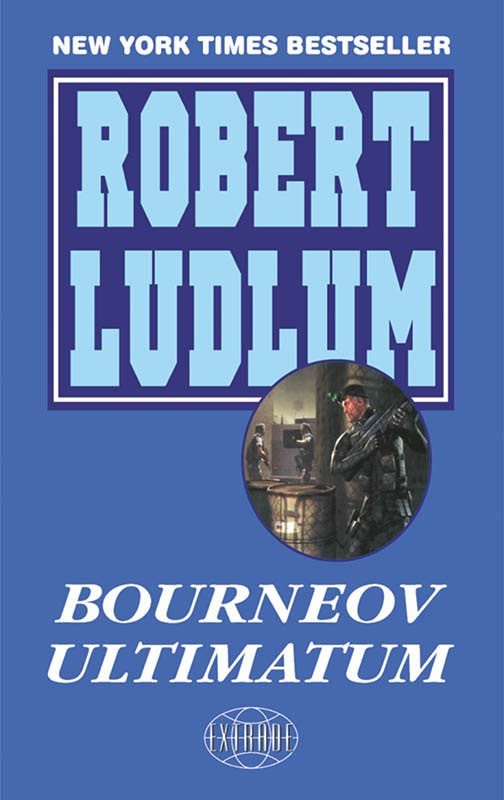 Robert Ludlum: Bourneov ultimatum
