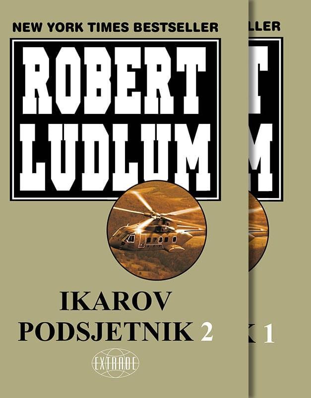Robert Ludlum: Ikarov podsjetnik 1-2