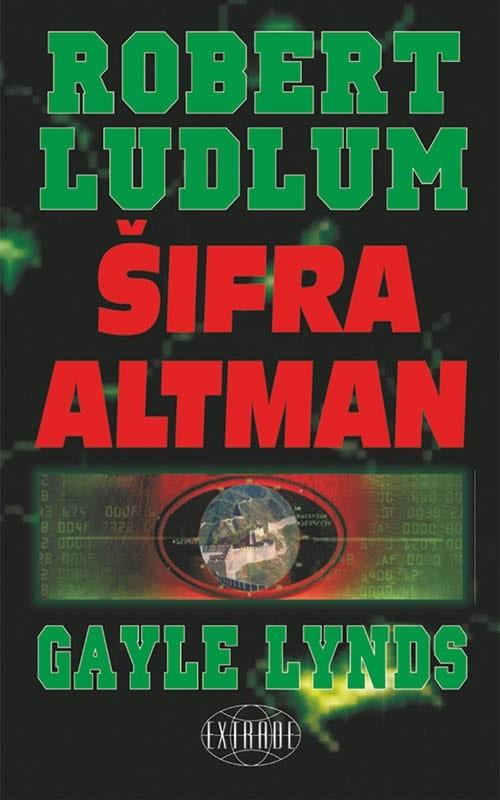 Robert Ludlum: Šifra Altman