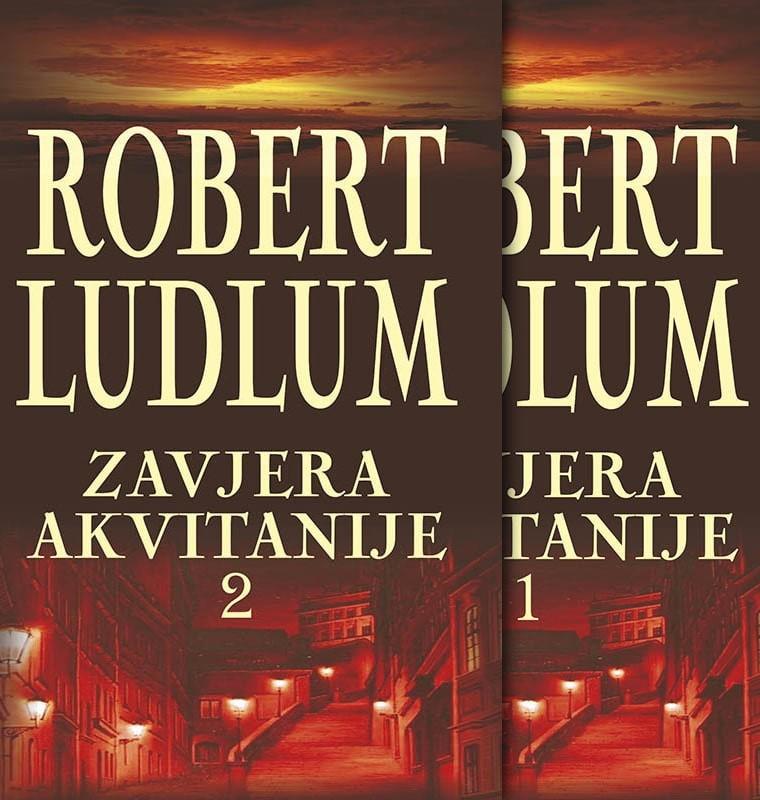 Robert Ludlum: Zavjera Akvitanije 1-2