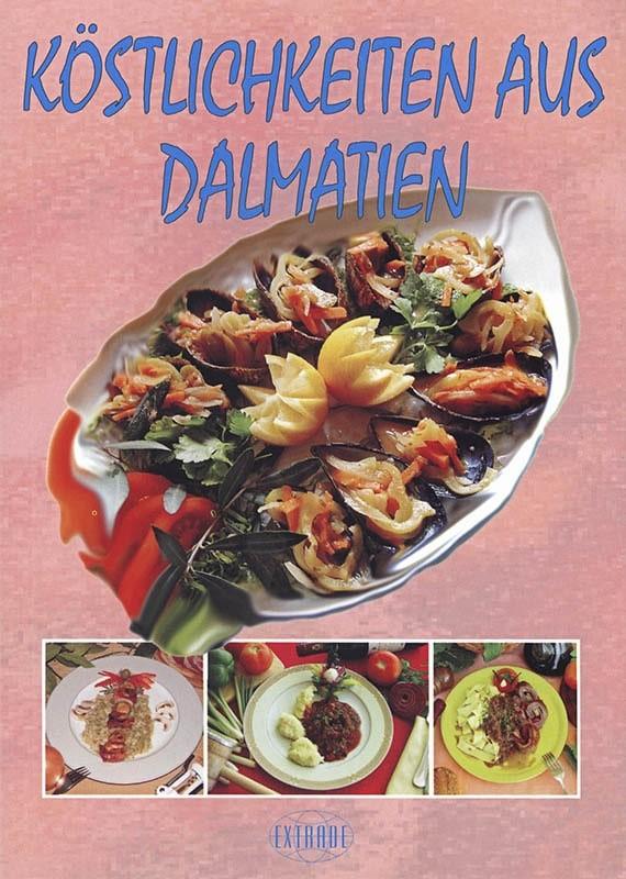 Okusi dalmatinske kuhinje - Njemački jezik